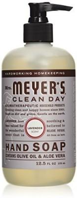 Mrs. Meyers liquid hand soap lavender