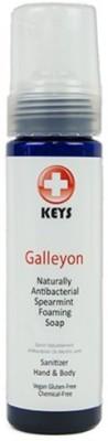 Keys Care galleyon antibacterial spearmint soap(240 ml)