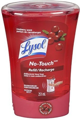 Lysol healthy touch hand soap refill