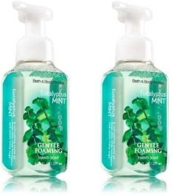 Bath & Body Works Eucalyptus Mint (Pack of 2)