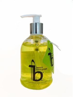 Be The Solution LAZEEZ LEMONGRASS Hand Sanitizer