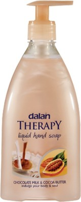 Dalan Dalan Therapy Liquid Soap with Cocoa Butter & Chocolate Milk Fragrance Hand Wash