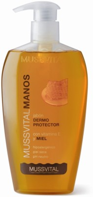 Mussvital Honey Soap With Dermo Protection Hand Wash