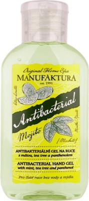 Manufaktura Minty Mojito Antibacterial Gel Hand Sanitizer