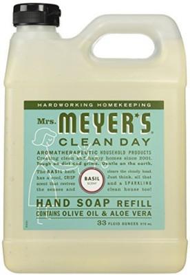 Mrs. Meyer's Clean Day mrs. meyers liquid hand soap refill liquid