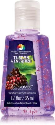 November Bloom Tuscan Vineyard Frangrance Hand Sanitizer