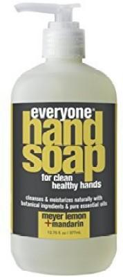 Everyone hand soap, meyer lemon plus mandarin