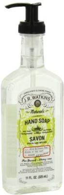 J.R. Watkins natural liquid hand soap, aloe & green tea (pack of 6)