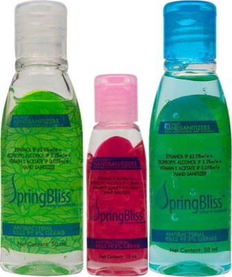 SpringBliss Prince Pack Hand Sanitizer(115 ml)