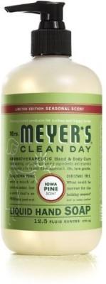 Mrs. Meyer's Clean Day liquid hand soap, iowa pine (pack of 2)