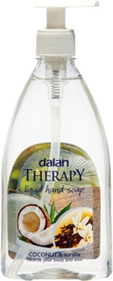 Dalan Therapy Liquid Soap with Coconut & Vanilla Fragrance Hand Wash