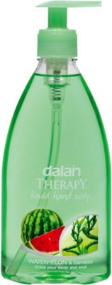 Dalan Therapy Liquid Soap with Watermelon & Bamboo Fragrance Hand Wash