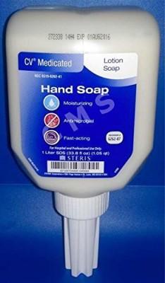 Steris Corporation steris cv medicated lotion soap