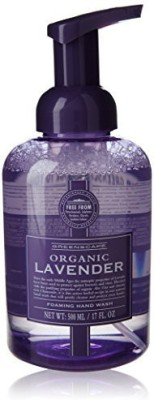 Greenscape foaming hand wash organic lavender