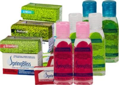 SpringBliss Queen Pack Hand Sanitizer(162 ml)