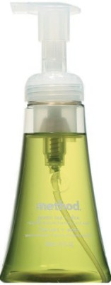 Method foaming hand wash, green tea aloe foam, 10 bottle
