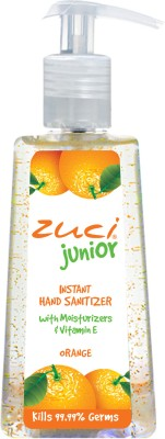 Zuci Junior Orange (250 ml) Hand Sanitizer