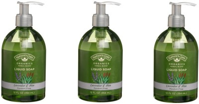 Nature,S Lavender And Aloe Hand Wash