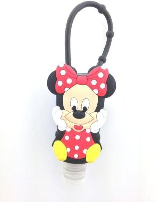 Blooms Berry Designer Holder- Minnie Mouse Hand Sanitizer(30 ml)