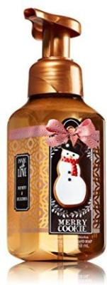 Bath & Body Works gentle foaming hand soap merry cookie