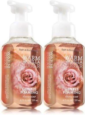 Bath & Body Works Warm Vanilla Sugar Pack of 2