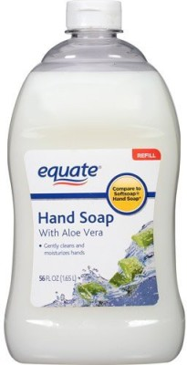 Equate Beauty equate liquid hand soap with aloe vera refill, 56 fl