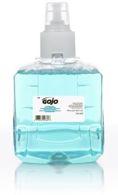 Gojo ltx refill, 1916-02 - blue pomegranate scented antibacterial handwash - 2 pack