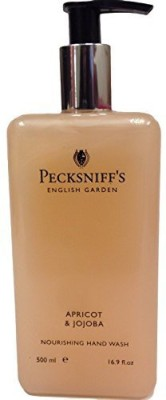 Pecksniffs pecksniff's apricot and jojoba nourishing hand wash