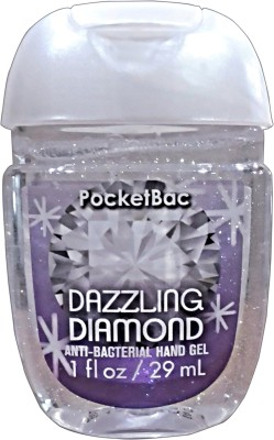 Bath & Body Works Dazzling Diamond Anti Bacterial Hand Gel Hand Sanitizer