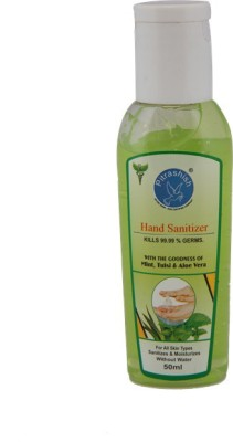 PITRASHISH Hand Sanitizer with Tulsi, Neem Hand Sanitizer