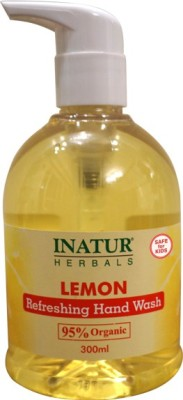 Inatur Herbals Lemon Hand Wash