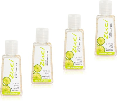 Zuci Citrus Lime Hand Sanitizer