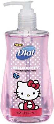 Dial hello kitty liquid hand soap