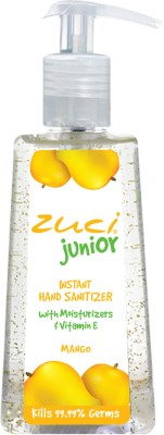 Zuci Junior Mango (250 ml) Hand Sanitizer