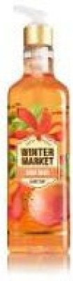 Bath & Body Works winter market merry mango hand soap