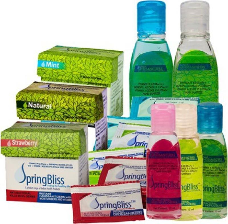 SpringBliss King Pack Hand Sanitizer(217 ml)