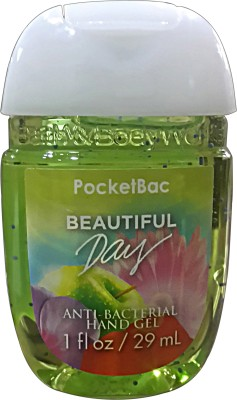 Bath & Body Works Beautiful Day Anti Bacterial Gel Hand Sanitizer