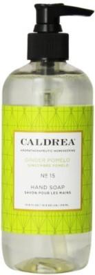 Caldrea hand soap, ginger pomelo (pack of 2)
