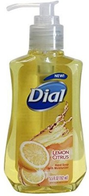 Dial hand soap with moisturizer