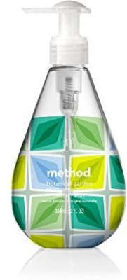 Method gel hand wash, botanical garden