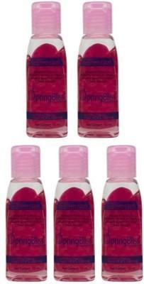 SpringBliss 15ML Strawberry Fragrance Bottle (Pack of 5) Hand Sanitizer(75 ml)