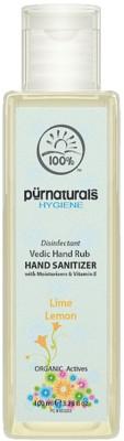 Pure Naturals Lemony Hand Sanitizer