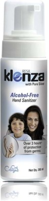 Klenza Alcohol Free Cool Cologne Foam Hand Sanitizer