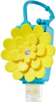 Moments Yellow Chrysanthemum Silicon Holder For 29ml Bottle(29 ml)