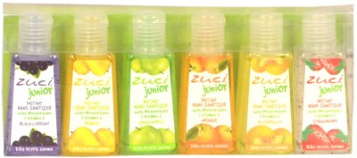 Zuci Junior Instant Assorted Pack Hand Sanitizer
