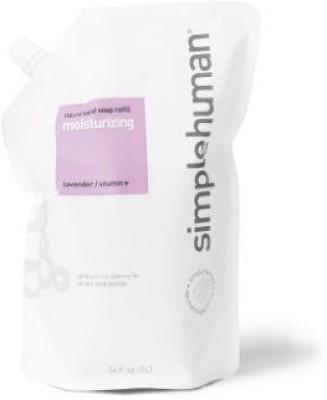 simplehuman moisturizing liquid hand soap