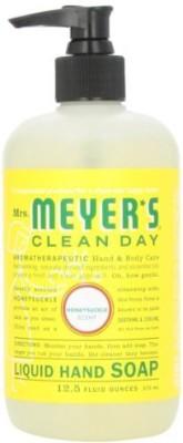 Mrs. Meyer's Clean Day liquid hand soap, honeysuckle