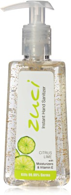 Zuci Citrus Lime Hand Sanitizer