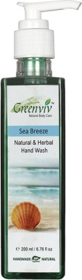 Greenviv Natural & Herbal Sea Breeze Hand Wash Hand Wash