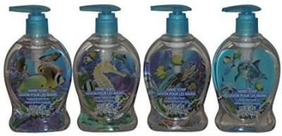 Unknown bundle (4 items) aquarium hand soap